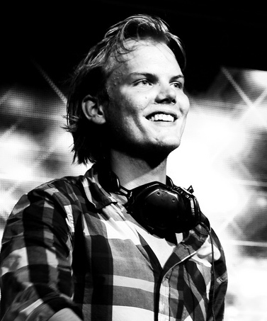 Avicii London tentparty cropped  1